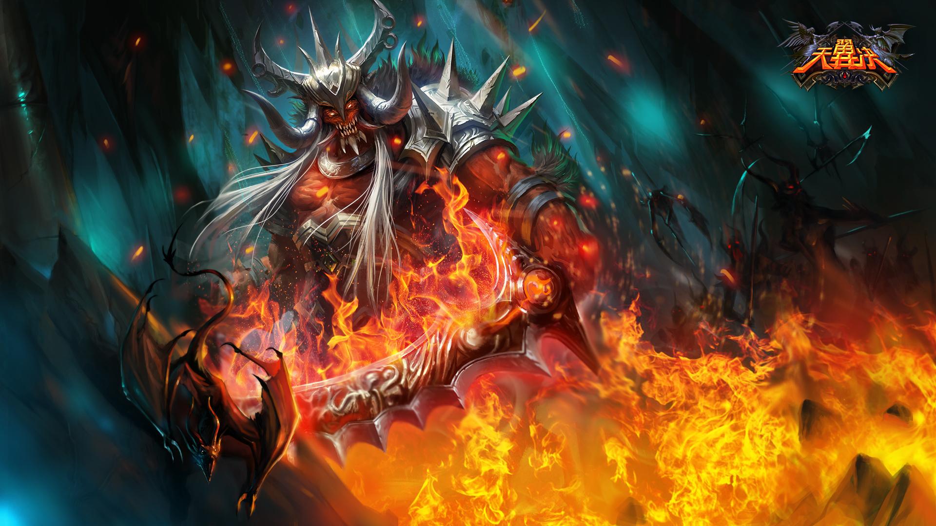 新英雄:火焰魔王-卡萨斯